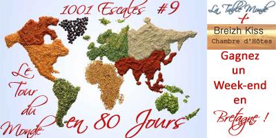 1001 Escales #9 Le tour du monde en 80 jours