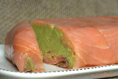 Terrine d'avocat au saumon fumé : La Table Monde a goûté et... adoré #3