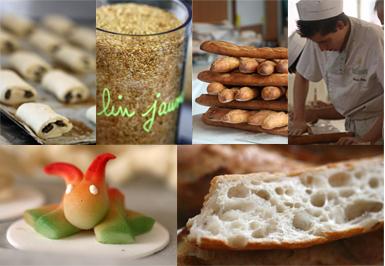 La fête du pain en photos... et la meilleure baguette Tradition 2010