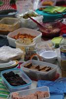 Le pique-nique du mois d'août 2012 dans les jardins de Bercy