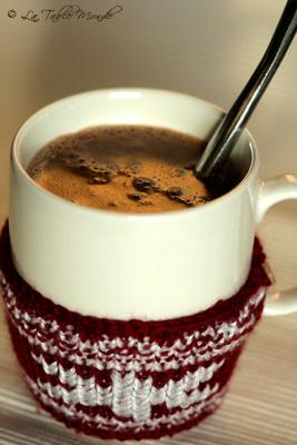 Chocolat chaud onctueux du magicobus : A Table avec Harry Potter #3