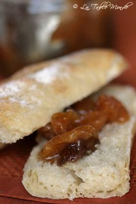 Confiture de clémentines aux noix
