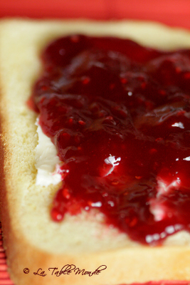 Confiture de framboises : A Table avec Harry Potter #8