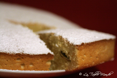Vassilapita (galette de Saint-Basile) ou le gâteau du nouvel an...