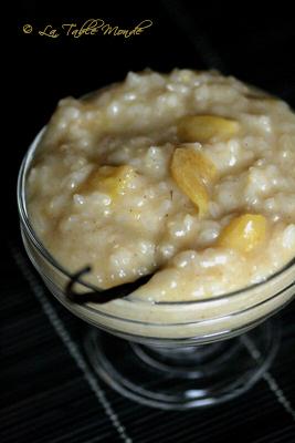 Risotto vanillé ananas-coco : Quand le sucré devient salé et vice-versa ! #5