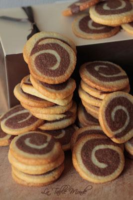 Spirales : Bredele