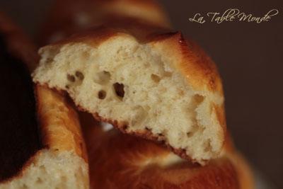 Mie pain au lait