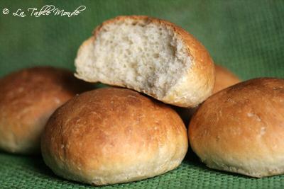 Petits pains de Percy : A Table avec Harry Potter #7