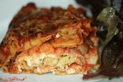 Lasagnes au saumon fumé et champignons : La Table Monde a goûté et... adoré #6
