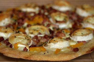 Pizza chèvre et lardons : La Table Monde a goûté et... adoré #13