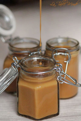 Sauce caramel au beurre sal
