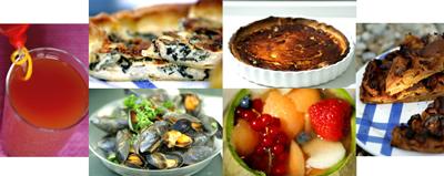 Nos recettes de Poitou Charentes