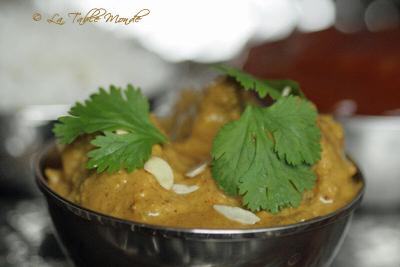 Curry d'agneau très crémeux : La Table Monde a goûté et... adoré #33
